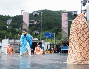 한산대첩축제 기획공연