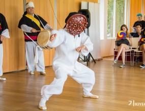 7월 2일 오스트리아 한인문화회관에서 공연